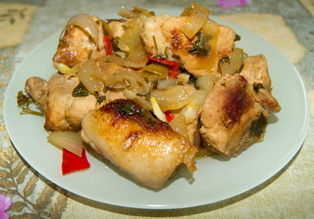 Рецепт приготовления свиной пашины