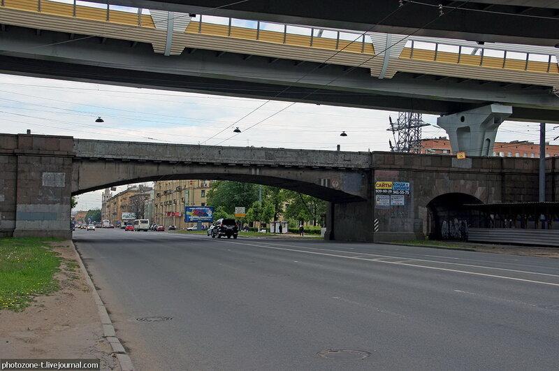 Петербург тогда и сейчас - Проспект Стачек