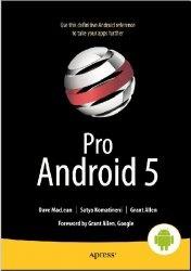 Книга Pro Android 5