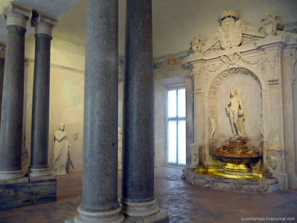 Дворец Барберини.