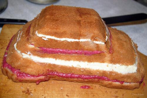 Торт для мальчика рецепт