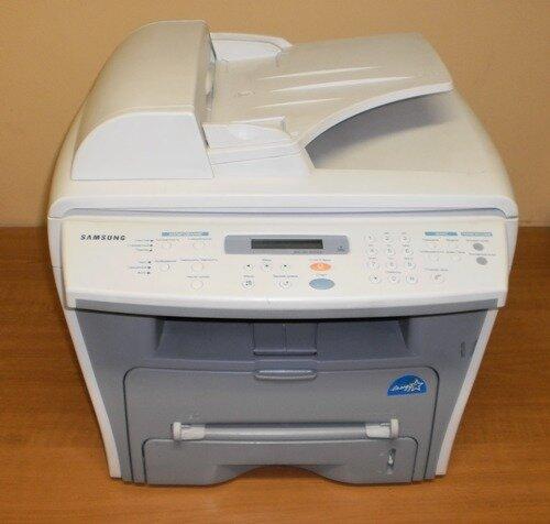 Как сделать сканер на принтере samsung scx-4300
