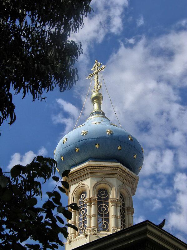 Русская церковь в Каннах