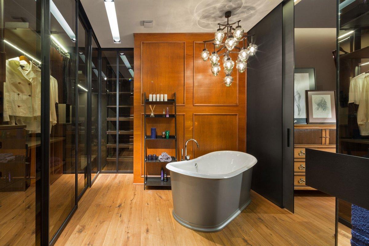 BARABAN +, дизайн интерьера фото, модный интерьер квартиры фото, примеры интерьеров квартиры, современная квартира интерьер, необычная люстра в интерьере