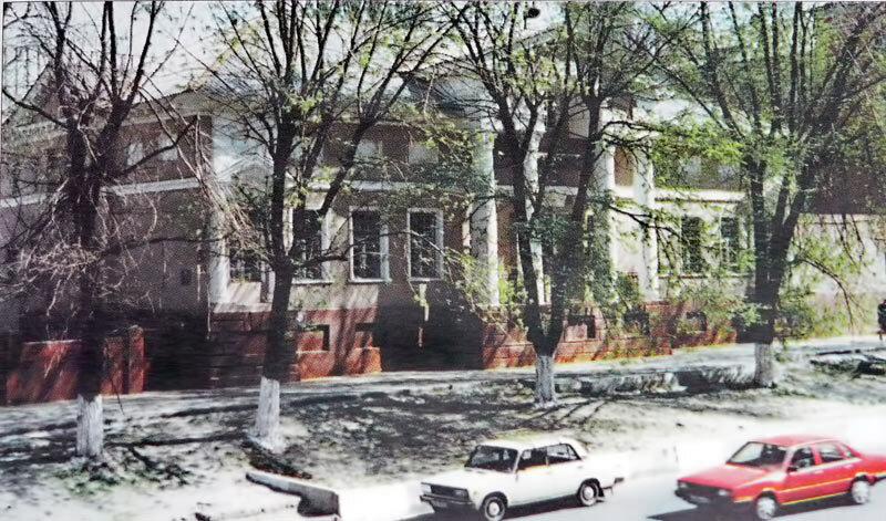 Дом Селиванова, 1997 г., фото В.Гильмана.