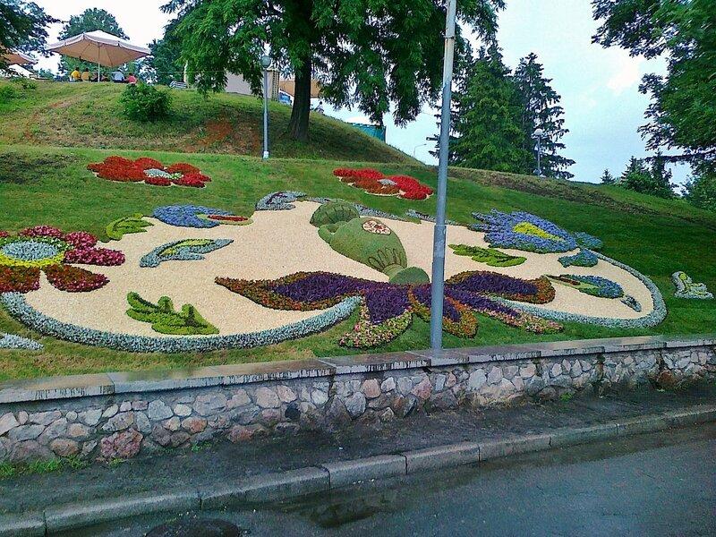 Цветочная композиция Победителям в Украине