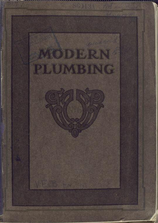 Modern plumbing, no. 6 (1911)