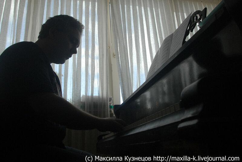 Максим Тимофеев (рояль)