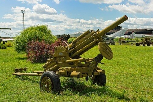 Автоматический миномёт «Василёк» 2Б9М