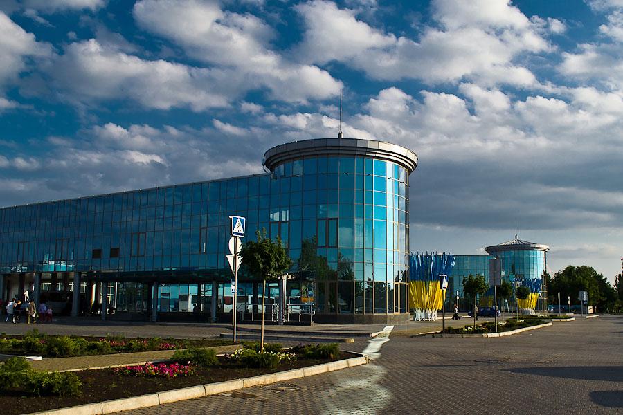 Донецк, ЖД вокзал