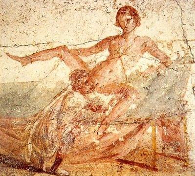 древние эротические рисунки