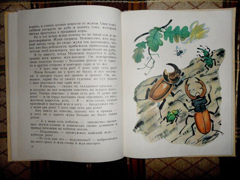 книги о лесе для подготовительной группы