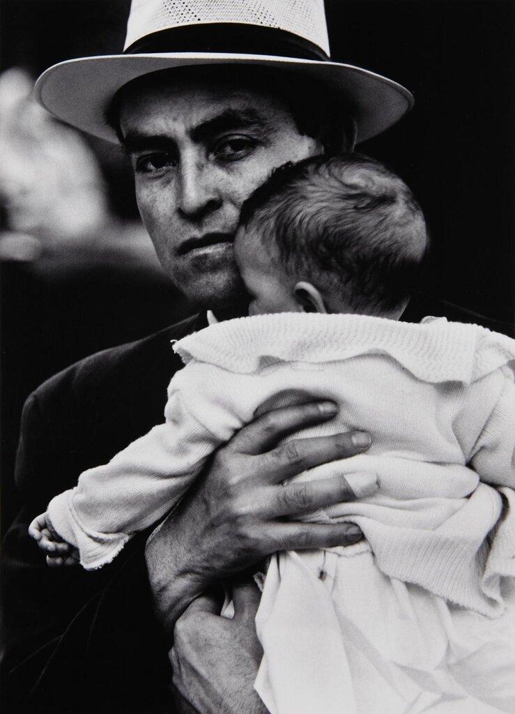 David Martin Heath,NYC, 1960