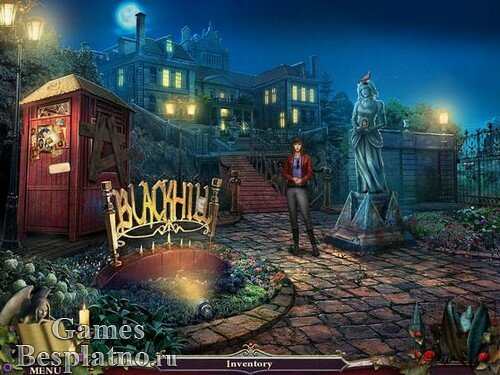 Nightfall Mysteries: Black Heart. Collector's Edition