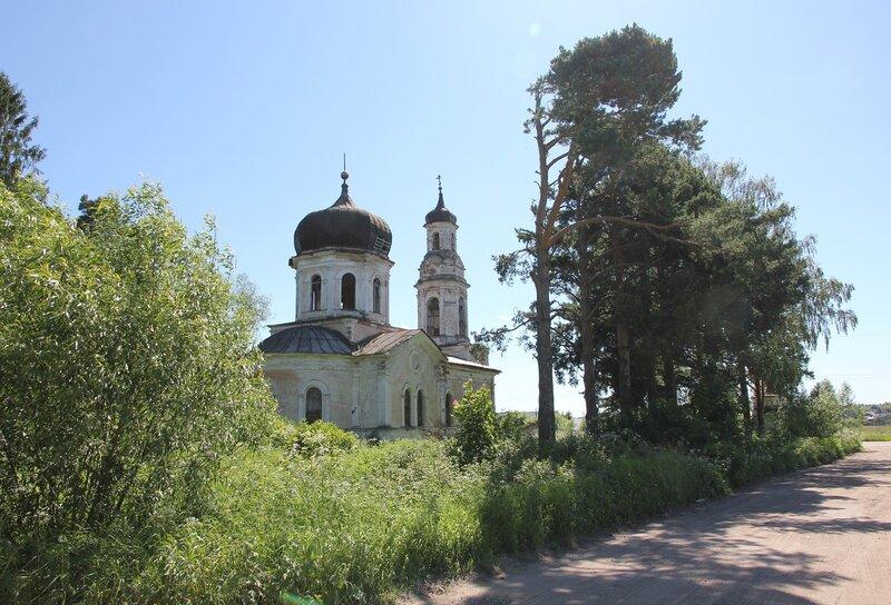 Ново-Вознесенская церковь