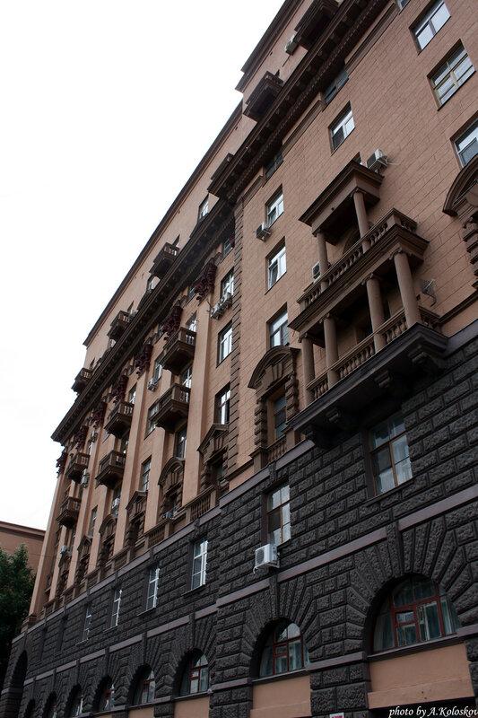 Дом на Гончарной улице