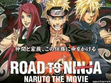 Наруто фильм 9 (Путь ниндзя) смотреть видео трейлер