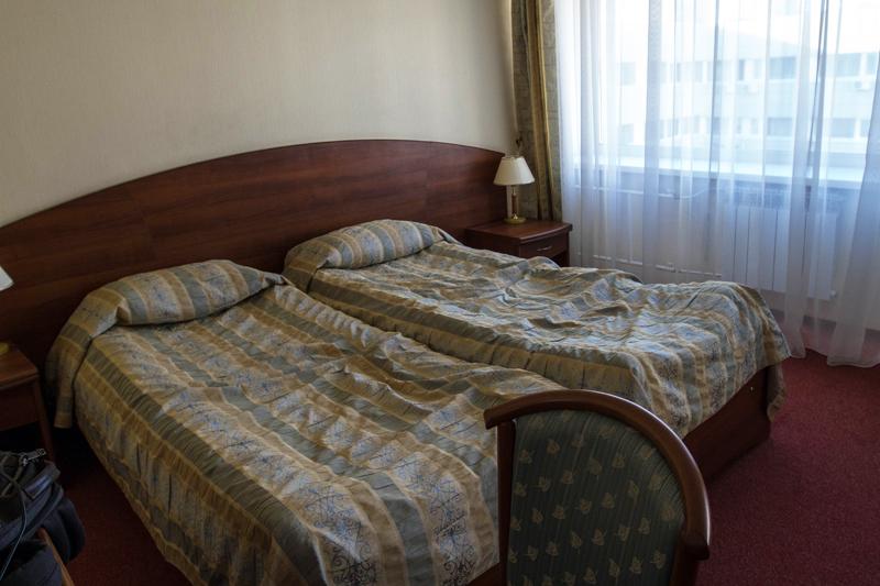 Отель Посадский, Сергиев Посад