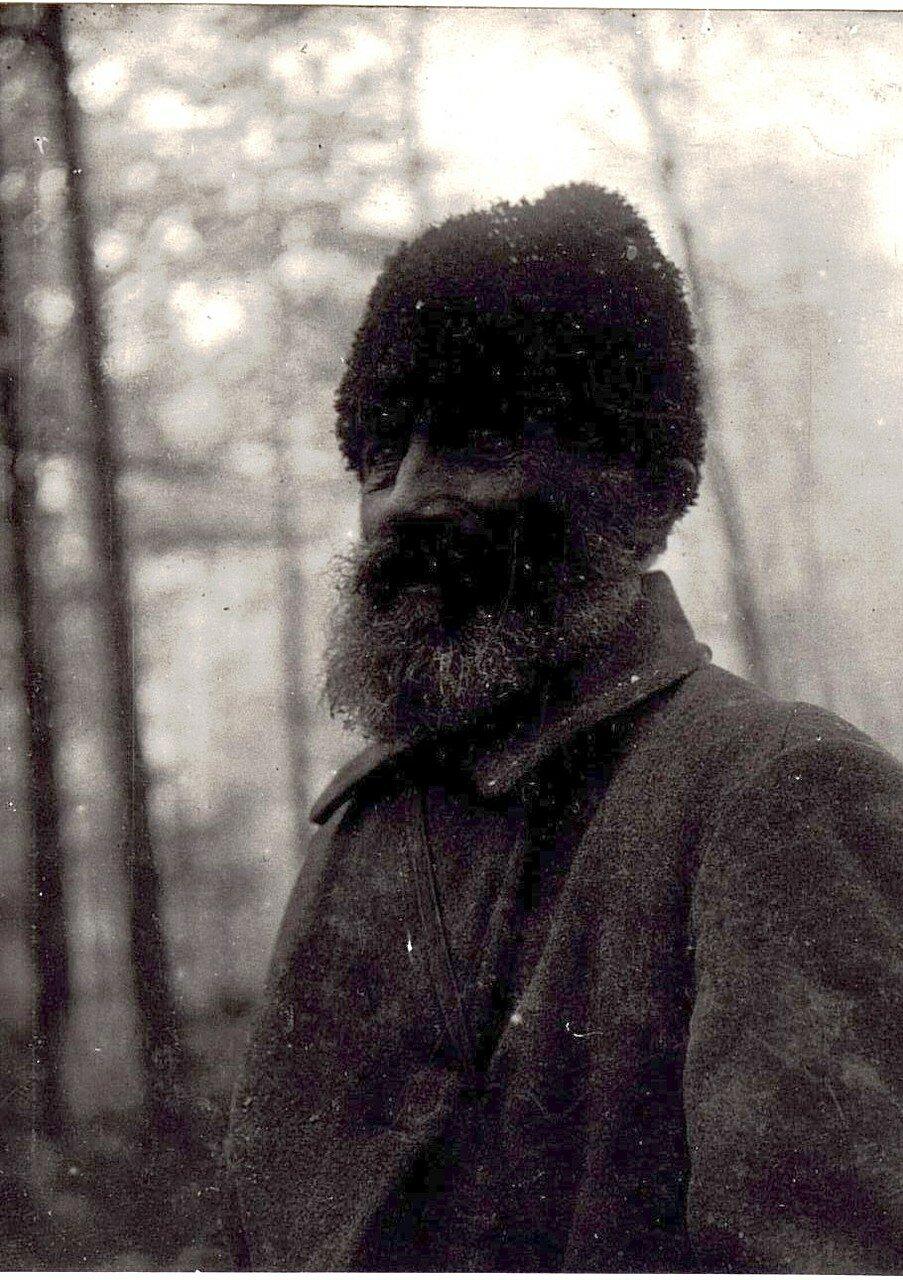 Крестьянин из Сасово-Воля