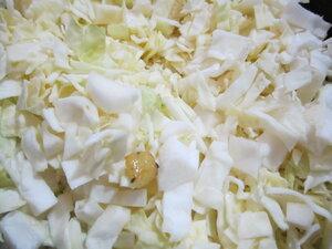 Картофельное рагу с капустой