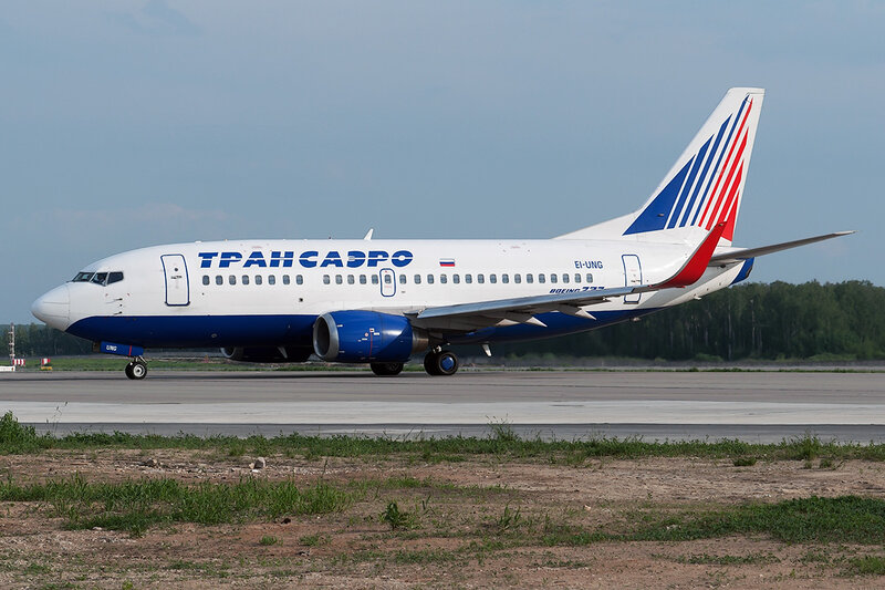 Boeing 737-524 (EI-UNG) Трансаэро DSC0515