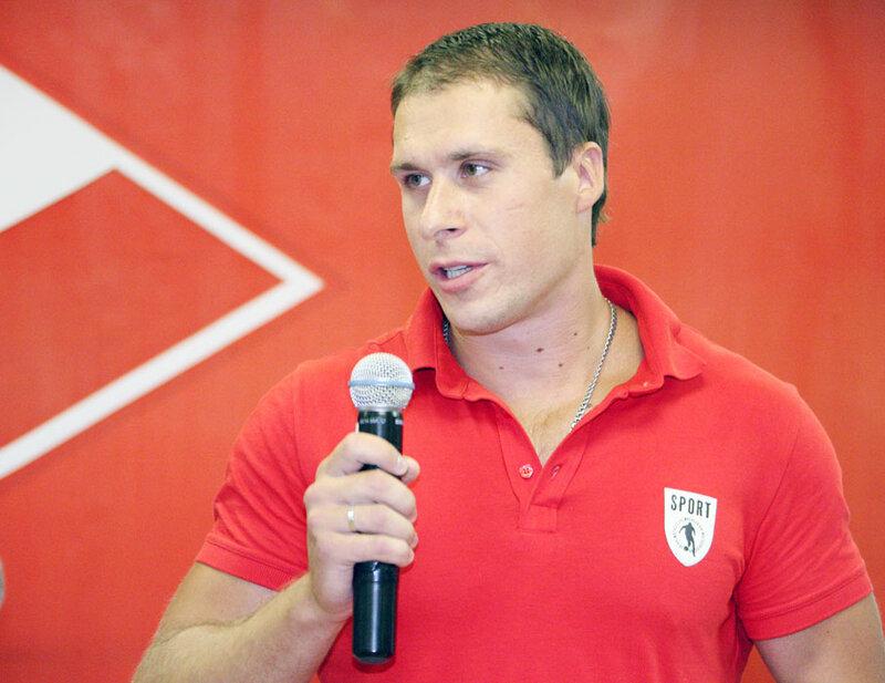 Презентация новичков ХК «Спартак» сезона 2012-2013 (Фото)