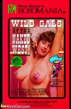 Wilde Mädchen des nackten Westens (1962)