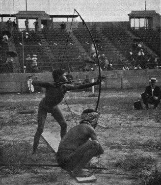 Еще раз про историю Олимпиады и пигмеях
