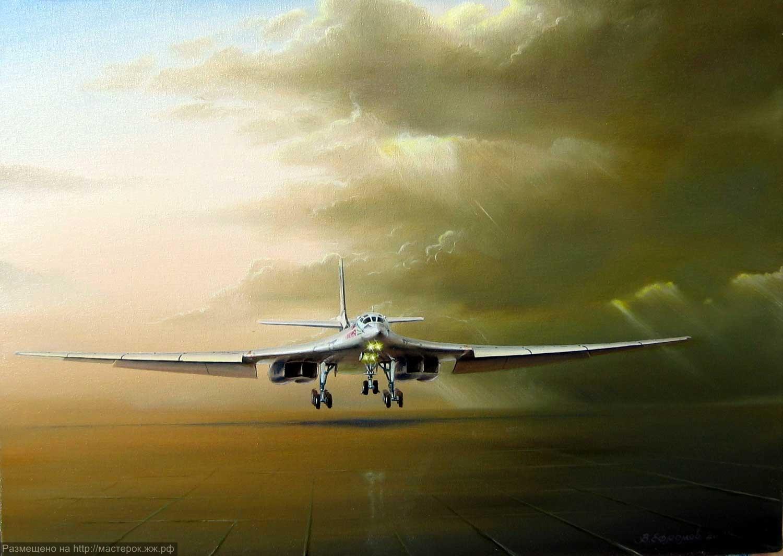 """""""Novo"""" Tupolev Tu-160 será invisível a defesas antiaéreas"""