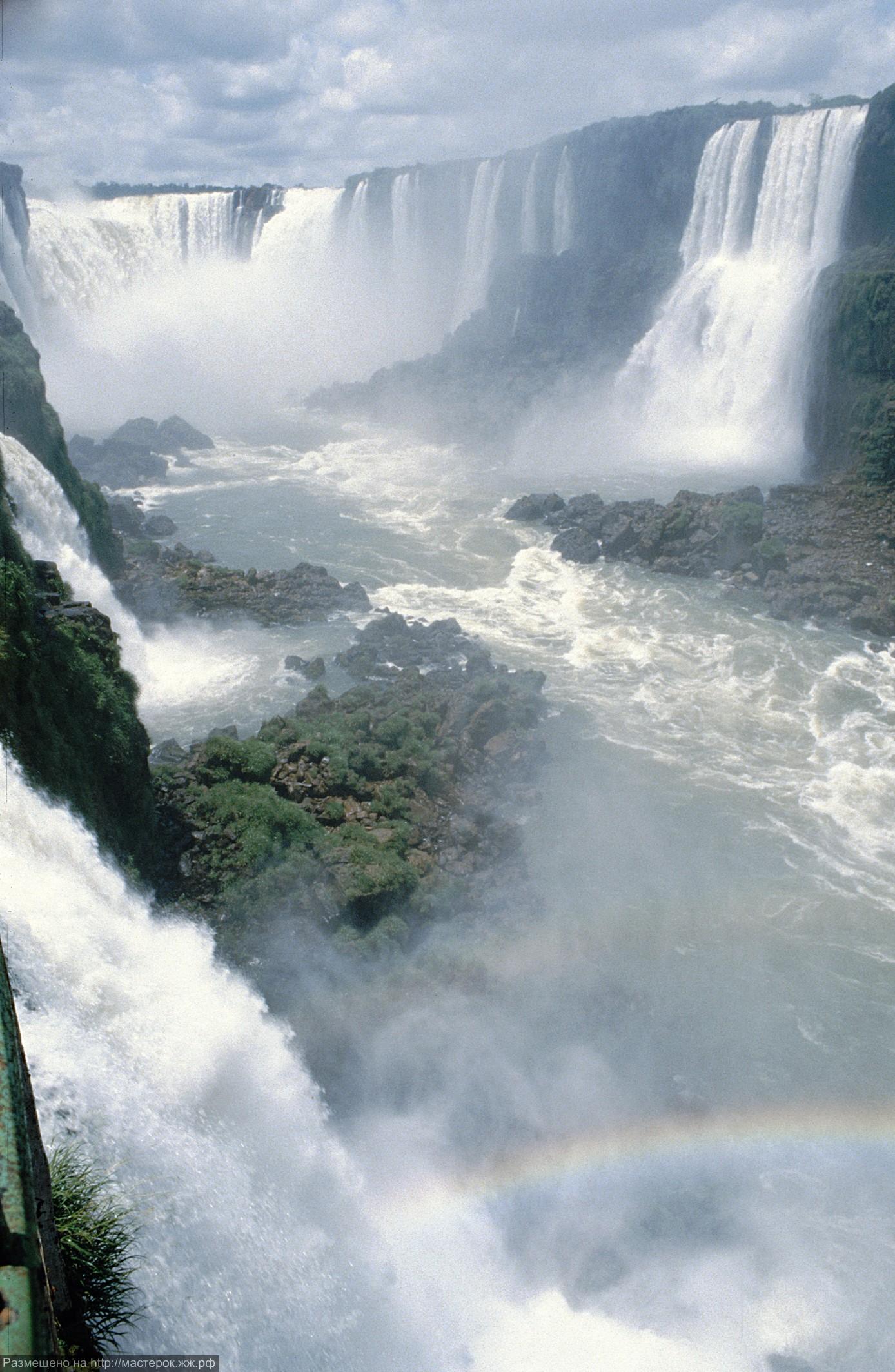 Wasserfälle von Iguacu