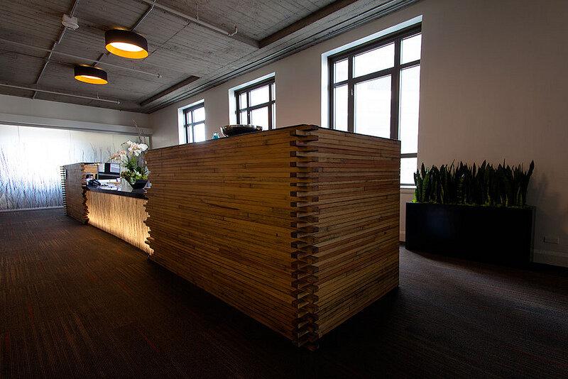 Новая штаб квартира Twitter в Сан Франциско