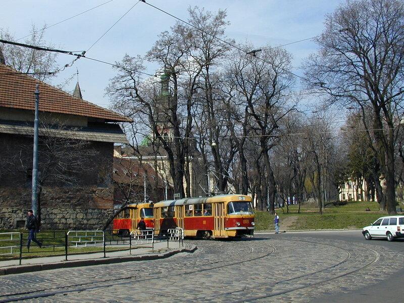 ...экскурсия открывает самые интересные и неизведанные страницы истории львовского транспорта.