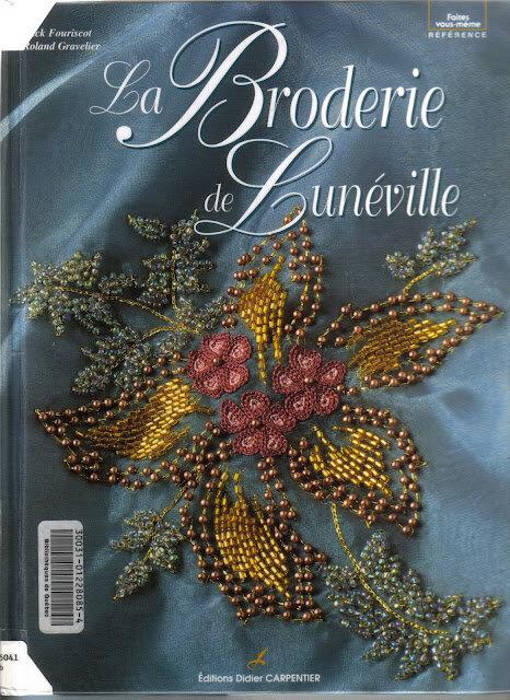 """de Luneville"""" - Вышивка"""