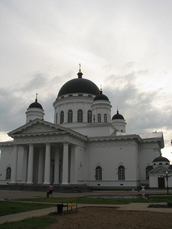 Спасский (Староярмарочный) собор