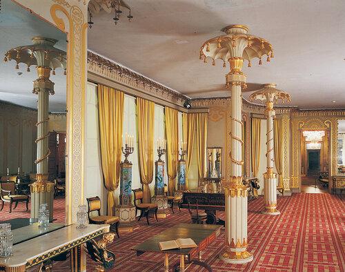 Королевский павильон в Брайтоне,  музыкальная галерея