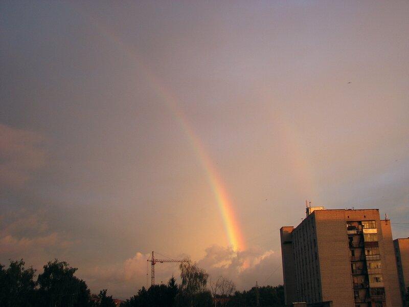 Радуга 2012.06.28 21:28 (Canon S3)