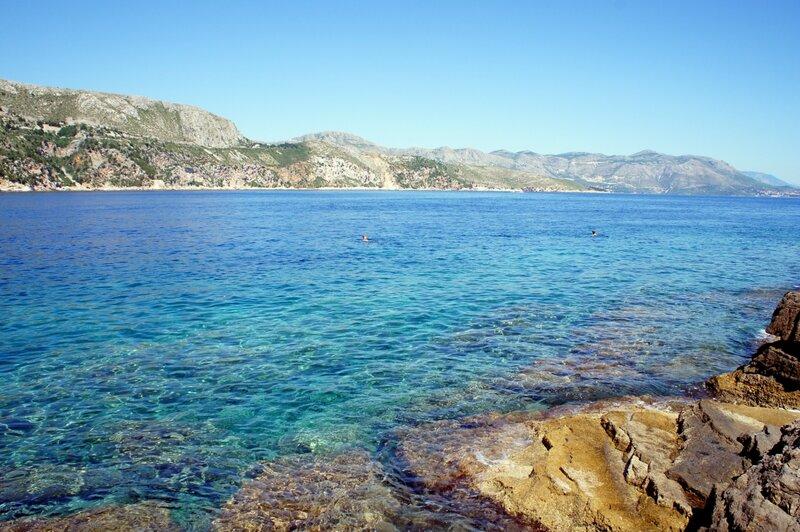 остров локрум хорватия