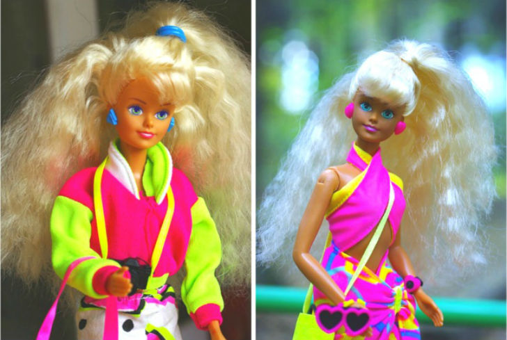 Вечная борьба: Барби или Синди.