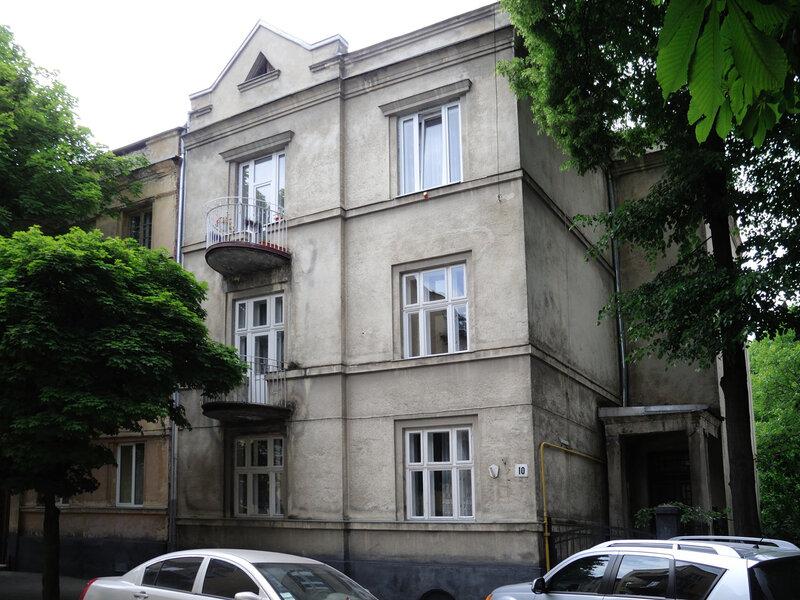 ул. Кармелюка, дом 10