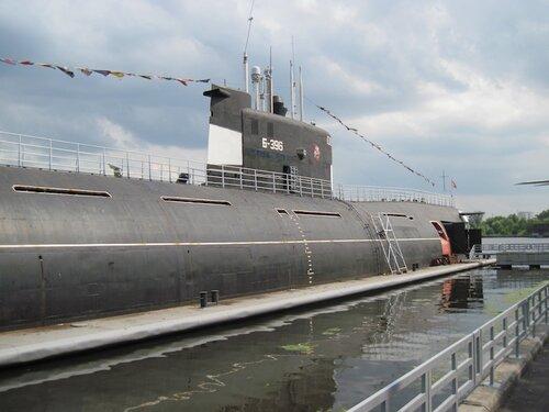 Подмосковная усадьба и музей ВМФ