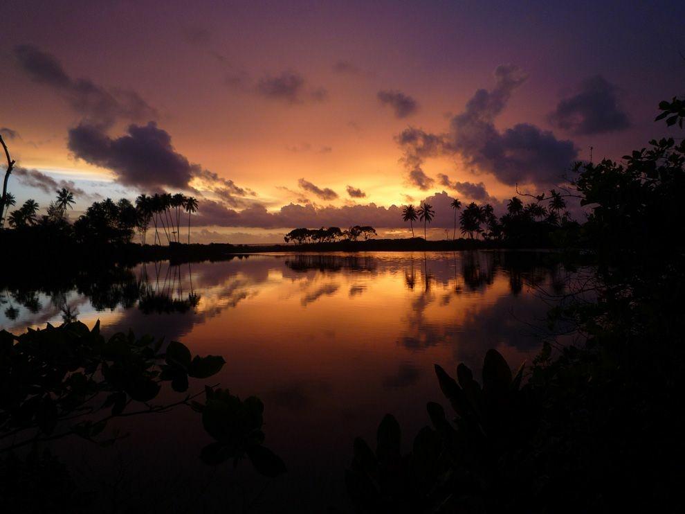 Закат, Шри-Ланка