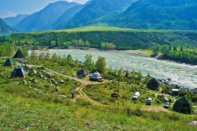 Лесной кордон Кур Кечу