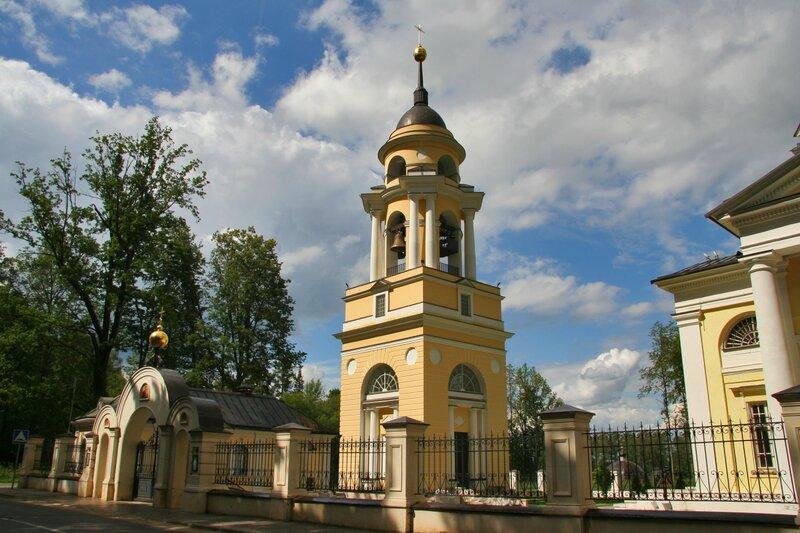 Николо-Прозорово, Колокольня