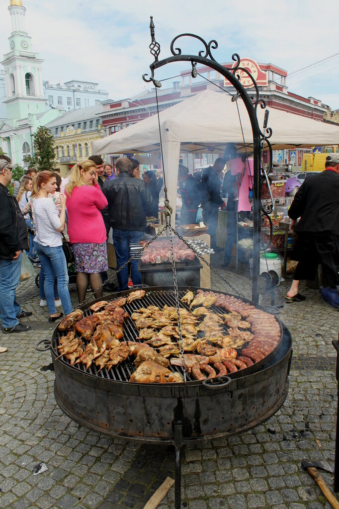 Приготовление блюд польской кухни