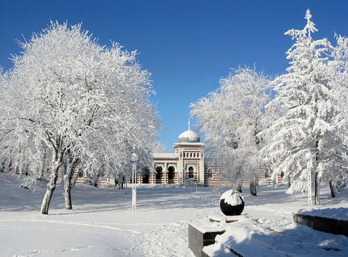 Город Железноводск