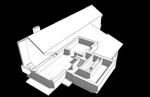План подвала проект, особняк, жилой дом 200 кв.м