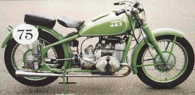 спортивные мотоциклы оппозитной схемы - Мало кто сейчас уже помнит, что история создания гоночных мотоциклов с...