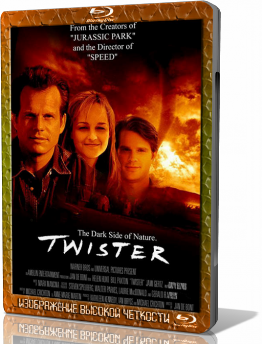 Смерч - Twister (1996) BDRip