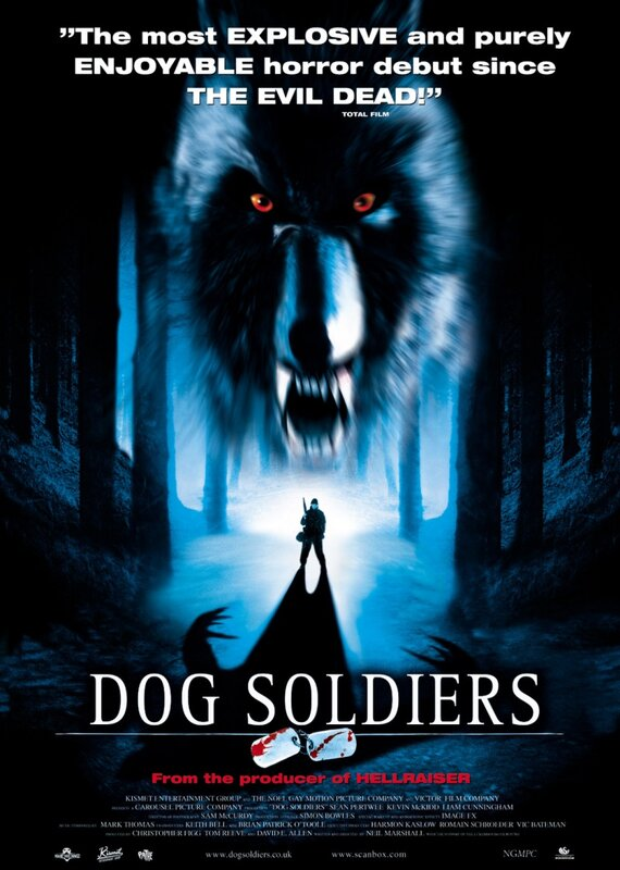 Псы-воины - Dog Soldiers (2002) HDRip-AVC