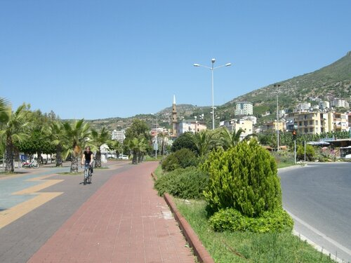 Велопрогулка по набережной в Турции 0_6c584_d099d17a_L